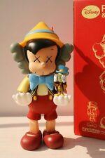 Kaws Pinocchio and Jiminy Cricket Figure U.K SELLER