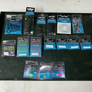 Drennan Pole Fishing Bits, Anchors, Float Silicone, Bungee Bushes, Connectors