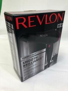 Revlon Perfect Heat Smooth Brilliance Tourmaline Ionic Hair Dryer, 2000W