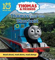 THOMAS THE TANK ENGINE & FRIENDS: THOMAS & THE SHORTCUT PB BOOK