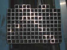 ALUMINIUM SQUARE TUBE 50mm X 50mm X 3mm X 300mm LONG