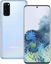 Nuevo Samsung Galaxy S20 Nube Azul SM-G980F 4G 128GB Desbloqueado Sin SIM Reino Unido
