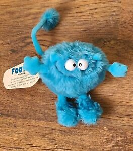 My Monster Footie Monster Soft Toy VGC