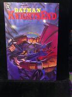 BATMAN: KNIGHTS END TPB (KNIGHTFALL PART 3) (1995 Series) #1 First Print NM