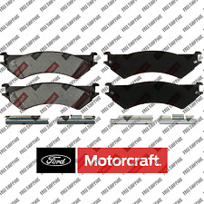 Motorcraft BR-1276 Brake Pads Standard Rear Fits Ford E-450 Econoline Super Duty