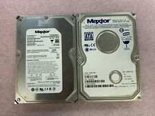 "Lot of 2, Maxtor 500GB & 250GB, 3.5"" Internal Hard Drives"