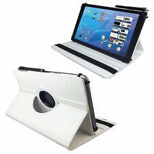 """3in1 Set für Samsung Galaxy Tab 2 P5110 case + Pen + Folie 10.1"""" Weiß 360"""