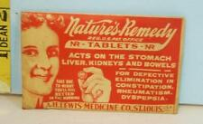 Rare Natures Remedy Pills Tablets in Paper Packaging with Pills Included!!