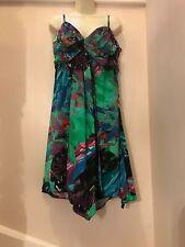 Bnwt Ladies Debut Designer Dress Debenhams Wedding Wear Size 16