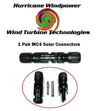 1 SET 6MM MULTI-CONTACT MC4 PV CABLE CONNECTOR FOR SOLAR PANEL