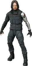 Captain America 3 Civil War Winter Soldier Action Figure by Diamond Select Toys