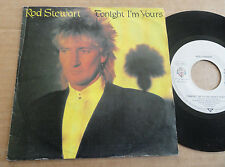 "DISQUE 45T DE ROD STEWART   "" TONIGHT I'M YOURS """