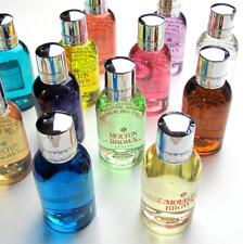 BN Molton Brown Mixed Body Wash / Lotion Gift Set 5 X 30ml Bottles