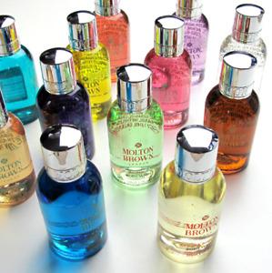 Molton Brown Bath Showers and Lotion Set 5 x 30 ml Gift Set Brand New