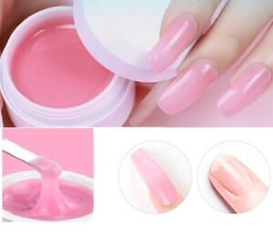 5 Colors UV Gel 3 IN 1 One Phase 15 1.8oz Manicure Nails Polish Express 24/48H