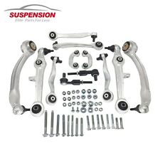 13 PIECES CONTROL ARMS BALL JOINTS TIE RODS SUSPENSION KIT FOR AUDI A4 A6 PASSAT