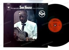 Son House - Father Of Folk Blues D LP 1965 Rare Delta Blues Orange CBS /3