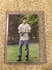 BTS 2nd Muster Goods Suga #2 Photo Card Bangtan Boys Official Top Loader