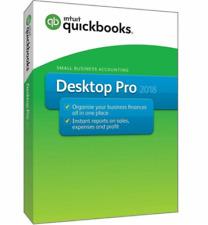 INTUIT QuickBooks Desktop Pro 2018 (DOWNLOAD