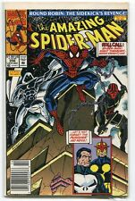 Amazing Spiderman 356 NM Punisher (1963)  Marvel Comics CBX27