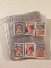 VINTAGE - Garbage Pail Kids Lot - 225+ Cards!