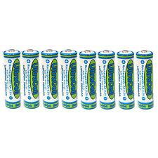 8 pcs 14500 AA 700mAh 3.2V LiFePO4 Rechargeable Battery Ultracell US Stock