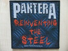 Aufnäher - Patch - Pantera - Reinventing The Steel - Slayer - Testament - Havok