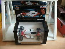"""Mira Porsche Mclaren """"Prost """"in White on 1:25 in Box"""