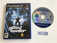 Ghost Hunter - Promo - Sony PlayStation PS2 - PAL EUR