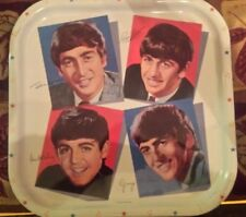 THE BEATLES SERVING TRAY 1964 - ORIGINAL WORCHESTER EXCELLENT CONDITION