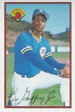 1989 Bowman Ken Griffey Jr. RC