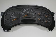 FULLY REBUILT & PROGRAMMED REPLACEMENT INSTRUMENT DASH TRUCK CLUSTER *EXCHANGE*