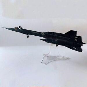 Century Wings 1:72 655058 Lockheed SR-71A Blackbird USAF 9th Srw ,61-7974, 1968