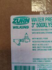 New Listingzern Water Pressure Reducing Valve 3in 500xlysbr