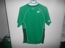 Nike gym exercise running mens t shirt size mens small