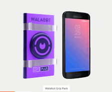 Walabot Grip Pack - 2 Non-slip Grips & Pads, Secure Walabot and the Smartphone