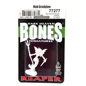 Reaper Miniatures Mad Grindylow Bones #77277 Dark Heaven Legends Plastic Figure