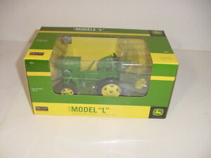 1/16 John Deere Model L Tractor W/L-1 Integral Plow SpecCast NIB! Great Price!