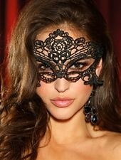 ELEGANT & STYLIS EMBROIDERED VENICE MASK BY SHIRLEY OF HOLLYWOOD