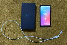 LG V30 H930 - 64GB-Marocchino Blu (Sbloccato) Smartphone