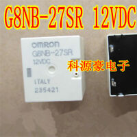 5 pcs G8NB-27SR-12VDC OMRON Relays Module NEW