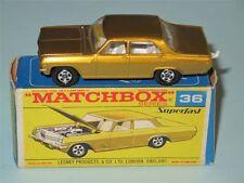 Matchbox Opel DieCast Material Cars, Trucks & Vans