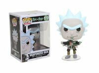 IN STOCK! Rick and Morty Weaponized Rick FUNKO Pop! Vinyl Figure