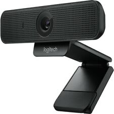 Logitech C925e Full HD Business Webcam 960-001075 1080P, PrivacyShade, AutoFocus