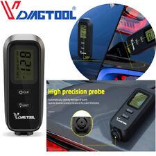 Digital Car Paint Tester LCD Mini Portable Coating Thickness Gauge Crash Checker