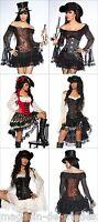 Sexy Piraten Kostüm Fasching Karneval