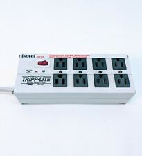 ISOTEL 8 Ultra Multimedia Tripp Lite Surge Protector 8 Outlet Power Bar