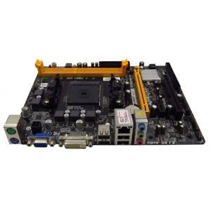Biostar A58MDP Ver 6.3 Socket FM2+ Motherboard With IO Shield