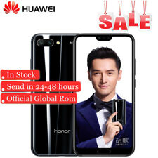 SALE Huawei Honor 10 128GB 5.84'' 2*WIFI Android8.1 Handy Face ID NFC Smartphone