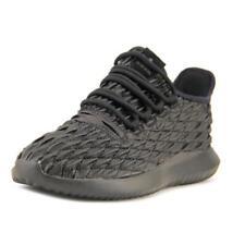 Scarpe nere adidas sintetico per bambini dai 2 ai 16 anni